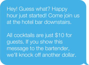 The Right (and Wrong) Way to Message Your Guests On Mobile _ hotel pms software