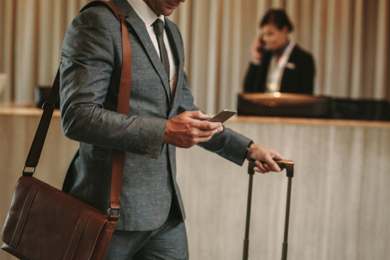 How To Promote Your Hotel App | hotel contactless technology